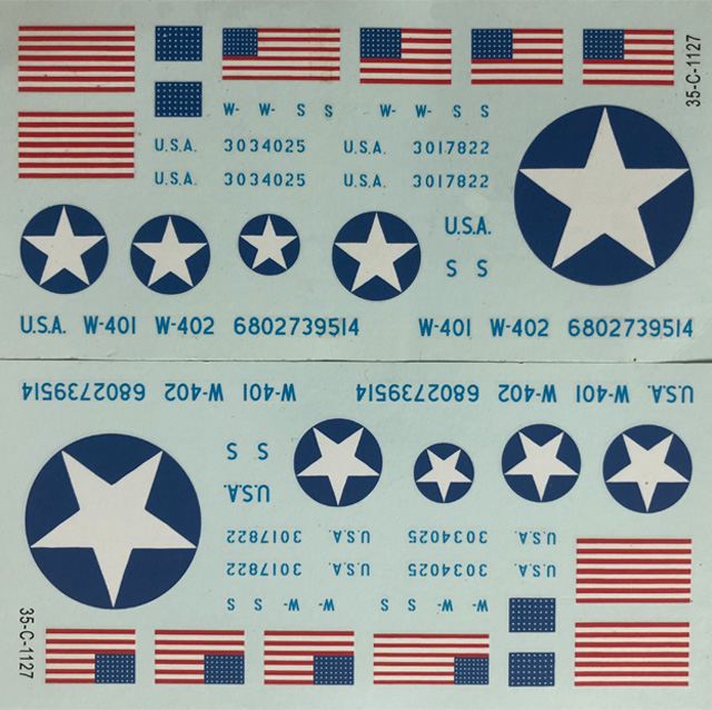 Print Custom Scale Model Kits Decals